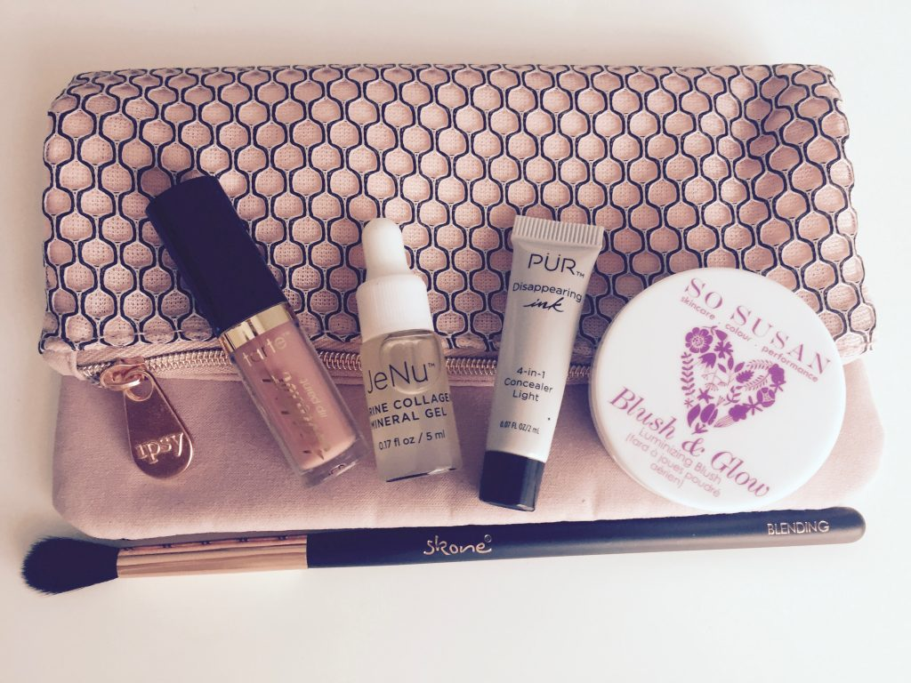 Ipsy Glambag March 2017