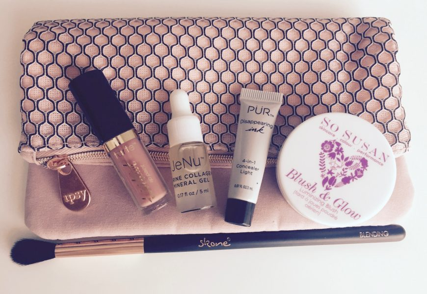 Ipsy Glambag Review – March 2017