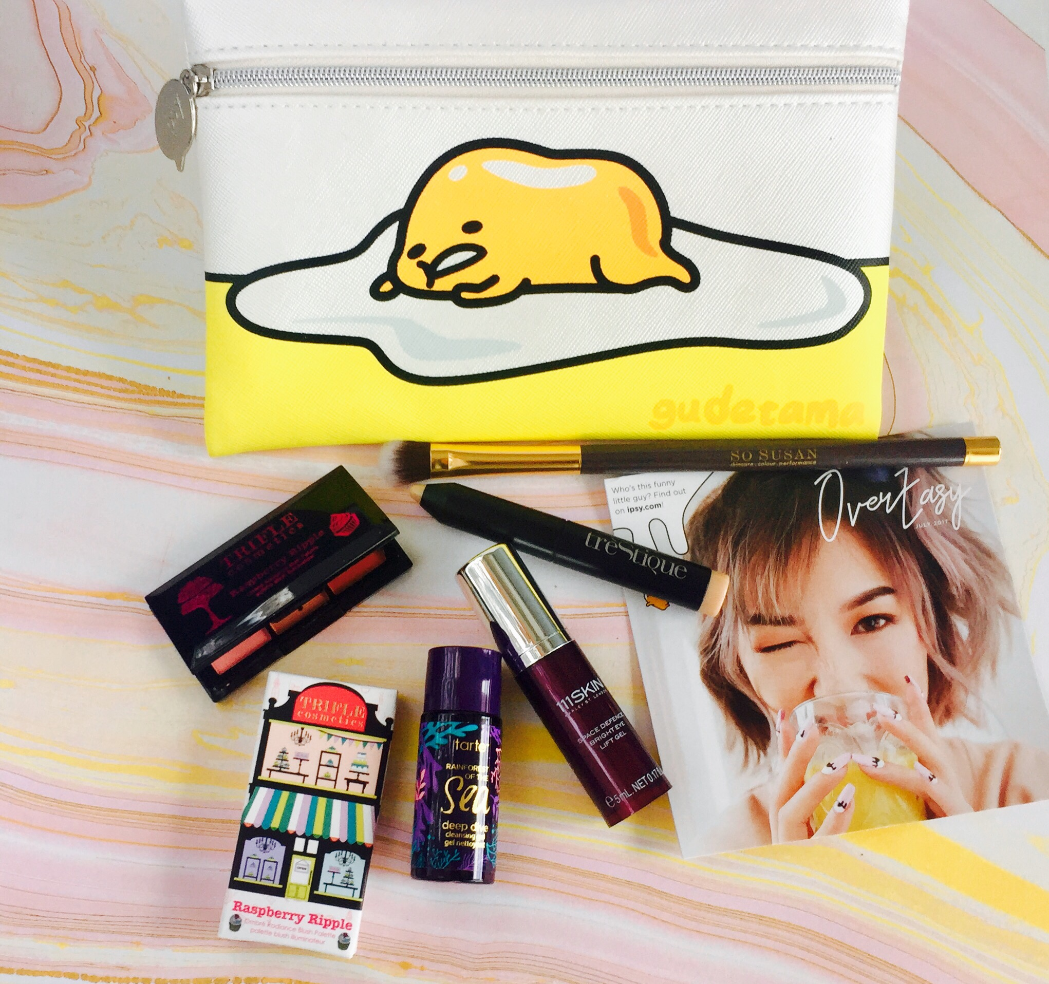 Ipsy Glambag - July 2017